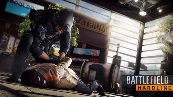 Battlefield Hardline takes war on crime to the streets