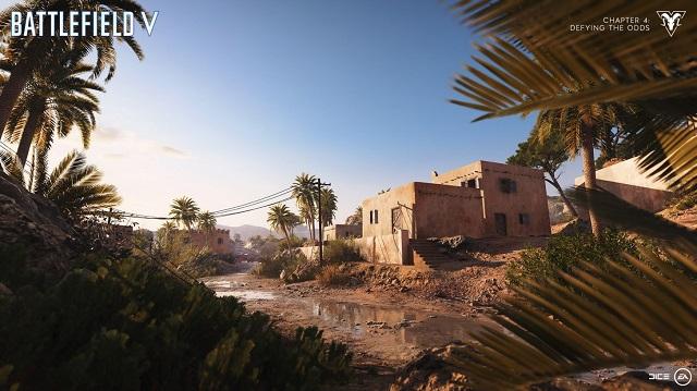 Battlefield V releases Al Sundan map