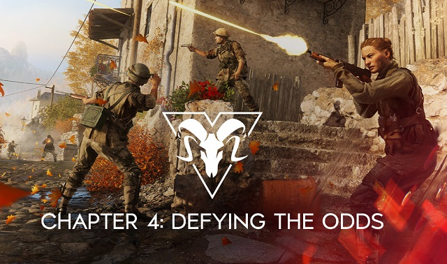 Battlefield V Chapter 4: Defying the Odds debuts in June