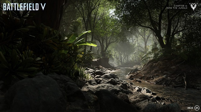 Battlefield V headed Into the Jungle