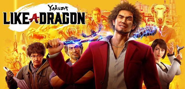 Yakuza: Like a Dragon release date updated