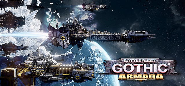 Space Marines deployed to Battlefleet Gothic: Armada