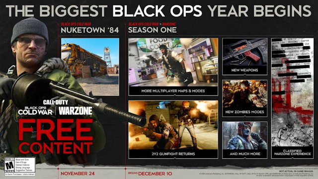 Black Ops joining Warzone