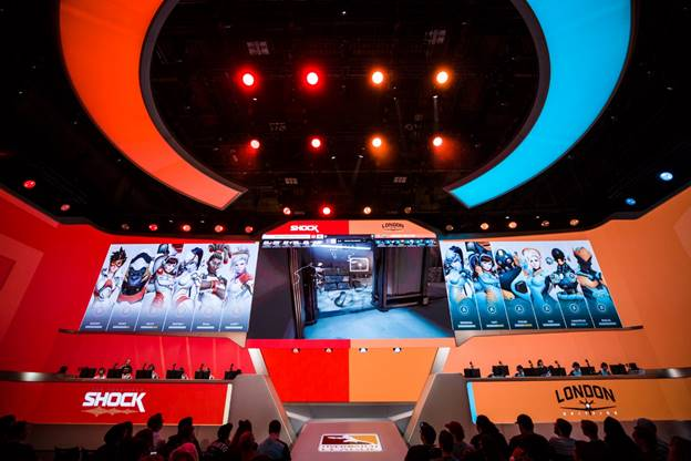 Tickets now on sale for Overwatch League Stage 1