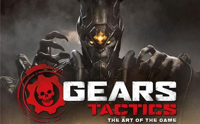 Gears Tactics inspires pair of books