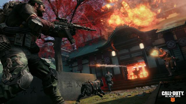 First Call of Duty: Black Ops 4 multiplayer beta weekend begins