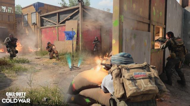 Black Ops Cold War set to reload Season Four
