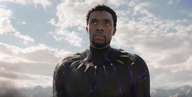 Black Panther comes home in May
