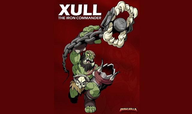 Brawlhalla adds Xull news image
