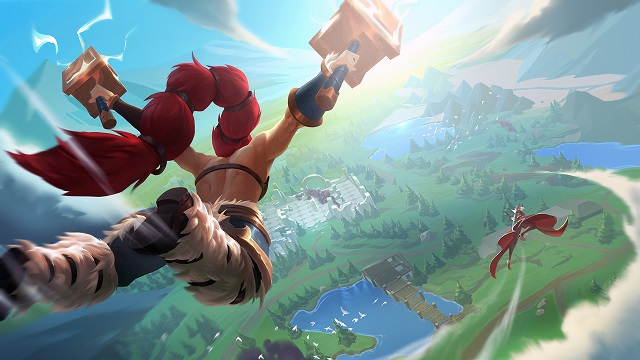 Battle Royale coming to Battlerite