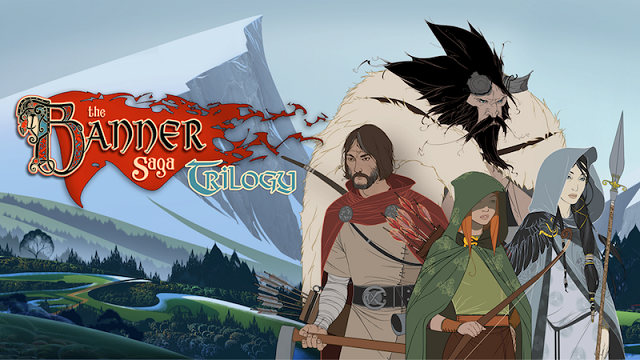 The Banner Saga Trilogy comes to Switch