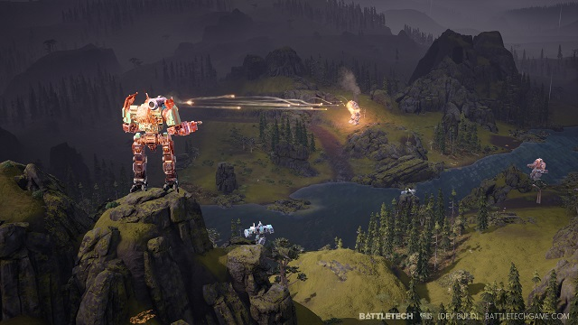 BATTLETECH game coming this year