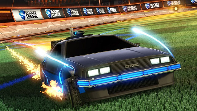 Rocket League wants to go back in time