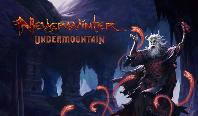 Neverwinter will be going under the mountain a little bit later