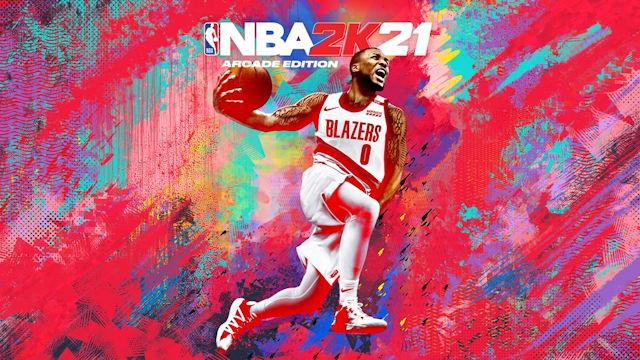 NBA 2K21 joins Apple Arcade