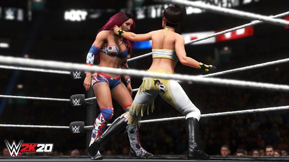 WWE 2K20 to tell the story of The Women's Evolution