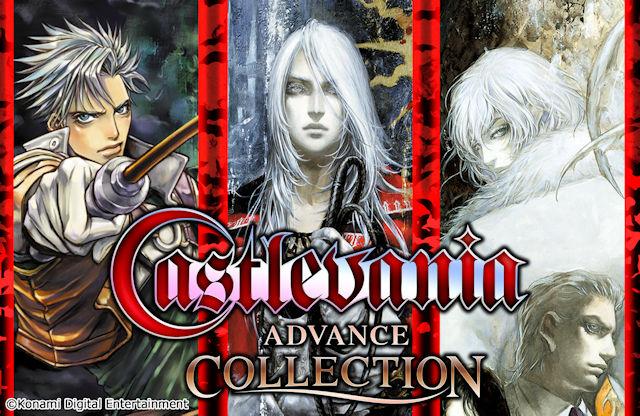 Castlevania advances to release