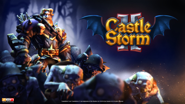 CastleStorm II announced