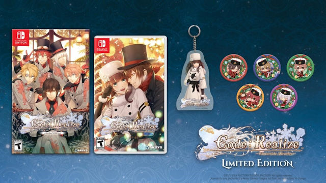 Code: Realize -Wintertide Miracles-