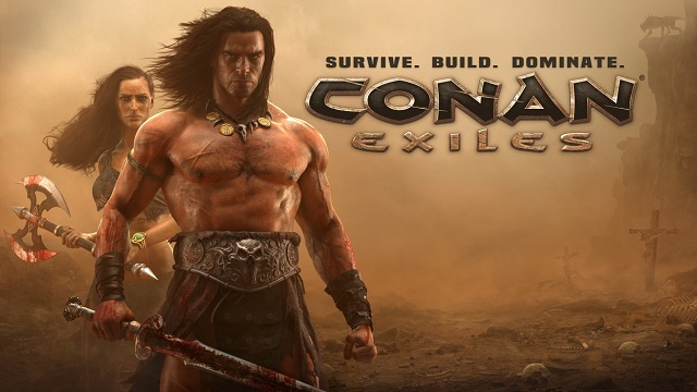 Conan Exiles released on Early Access