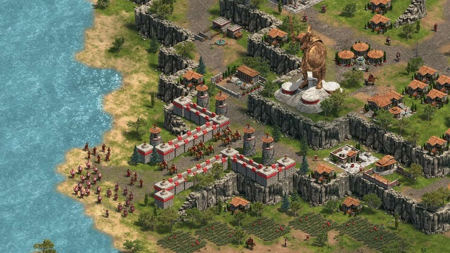 Age of Empires: Definitive Edition marches into release news image