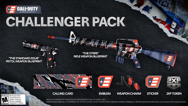 Call of Duty Endowment launching Challenger Pack with Black Ops Cold War