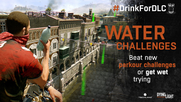Dying Light DrinkForDLC Content Revealed