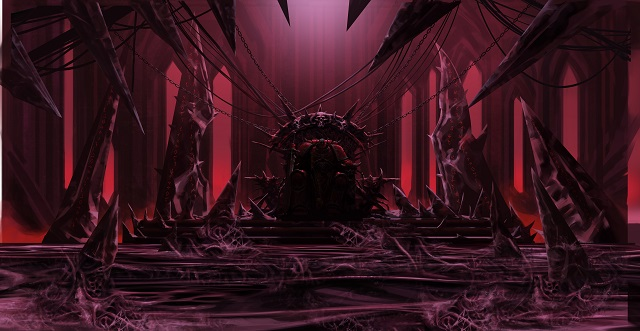Battlefleet Gothic: Armada 2 unleashing Chaos