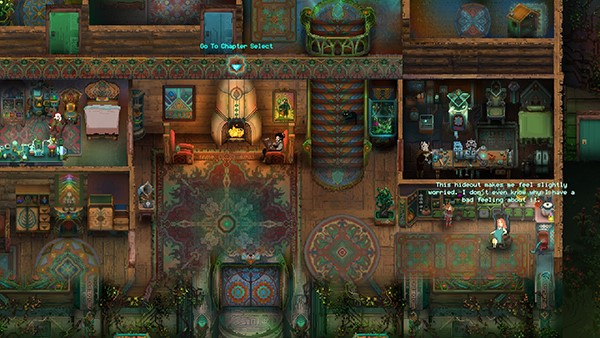 Setting Sun Inn rises on Children of Morta