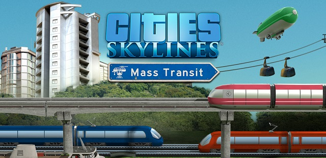 Mass Transit arrives on consoles