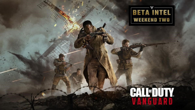 Call of Duty: Vanguard beta heading into second weekend