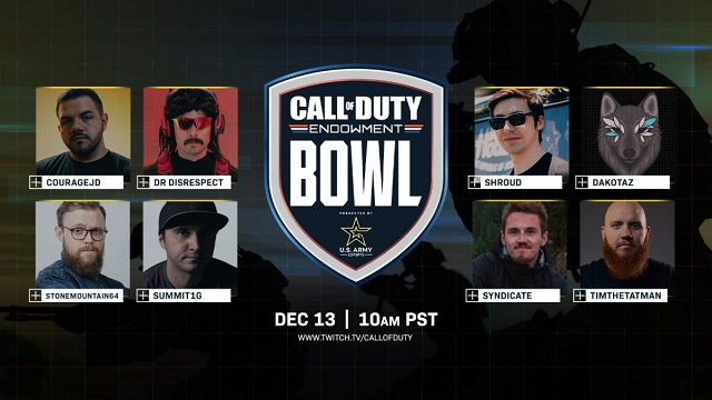 The Call of Duty Endowment announces CODE Bowl