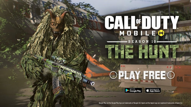 The Hunt begins in Call of Duty: Mobile