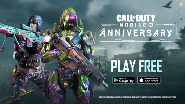 Call of Duty: Mobile celebrates first anniversary