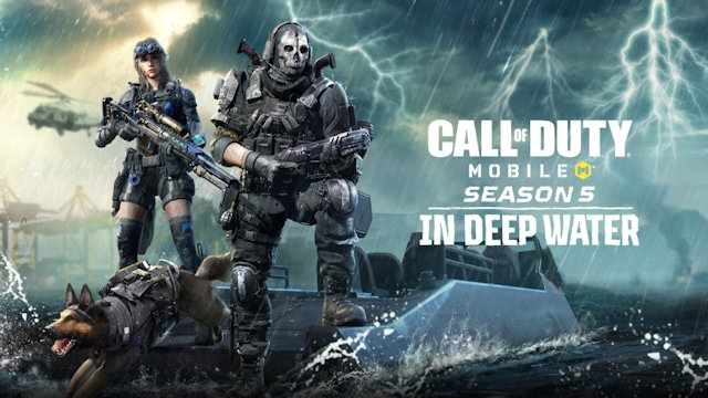 Call of Duty: Mobile diving into the deep end