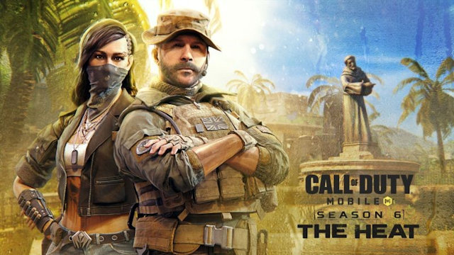 Call of Duty: Mobile bringing the heat