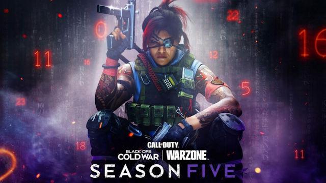 Black Ops Cold War reveals Season Five
