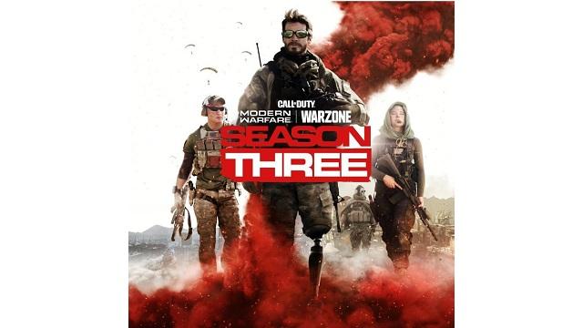 Call of Duty: Modern Warfare Season 3 launch date revealed