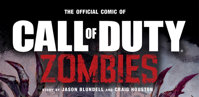 Call of Duty: Zombies comic series coming this fall