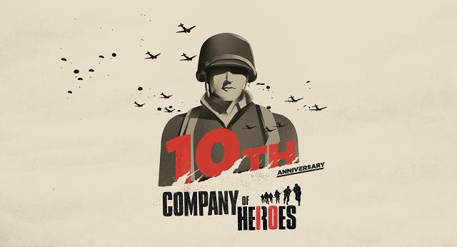 Company of Heroes 2 celebrating 5th anniversary