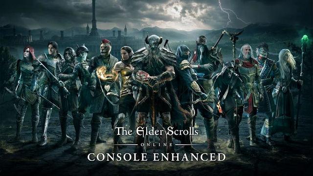 The Elder Scrolls Online launches on next-gen