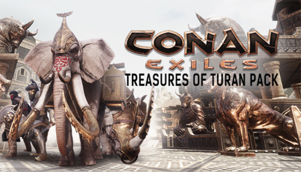 Conan Exiles discovers Treasures of Turan