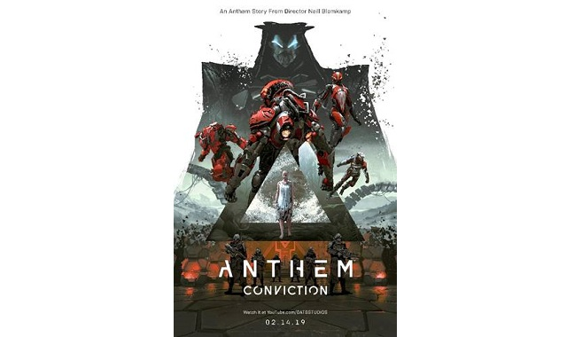 Anthem live-action short debuts this week