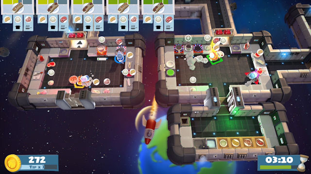 Overcooked! All You Can Eat coming to more platforms