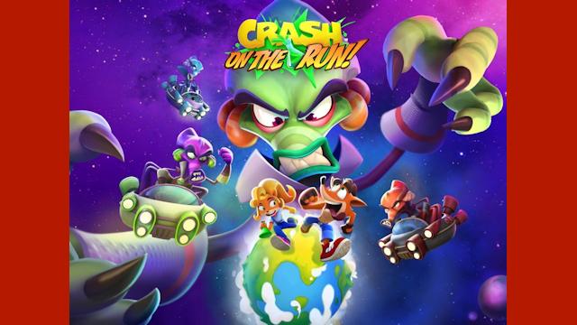 Crash Bandicoot: On the Run speeding into Season 4