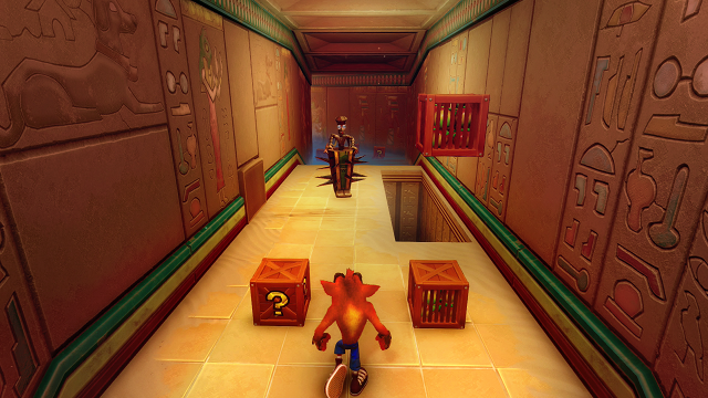 Crash Bandicoot crashing into more consoles