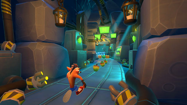 Crash Bandicoot making a run for mobile next year