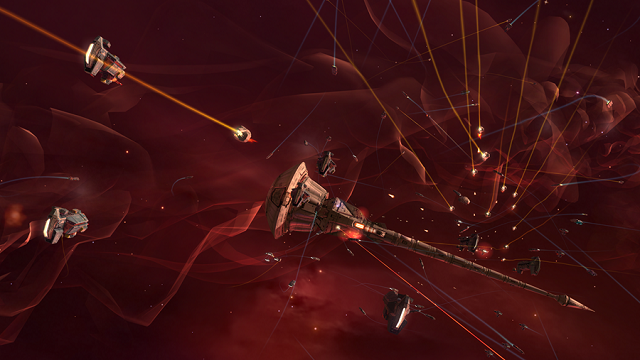 Homeworld Remastered Collection touches down on Steam