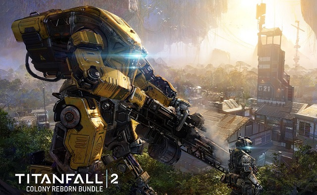 Colony dropping on Titanfall 2 and bringing a free trial with it