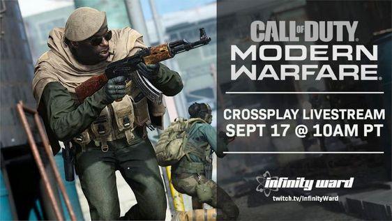 Infinity Ward hosting Modern Warfare beta update livestream, PC & Xbox beta moved up